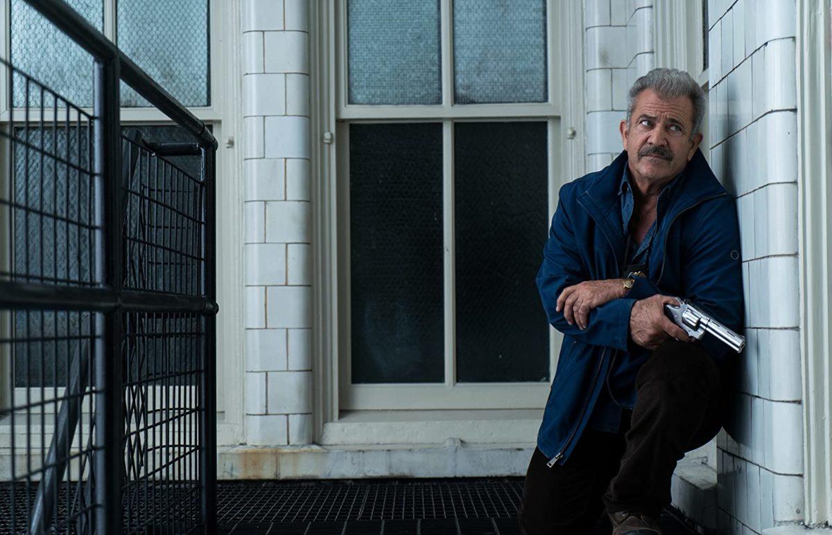 Mel Gibson, en una escena de 'Dragged across concrete'