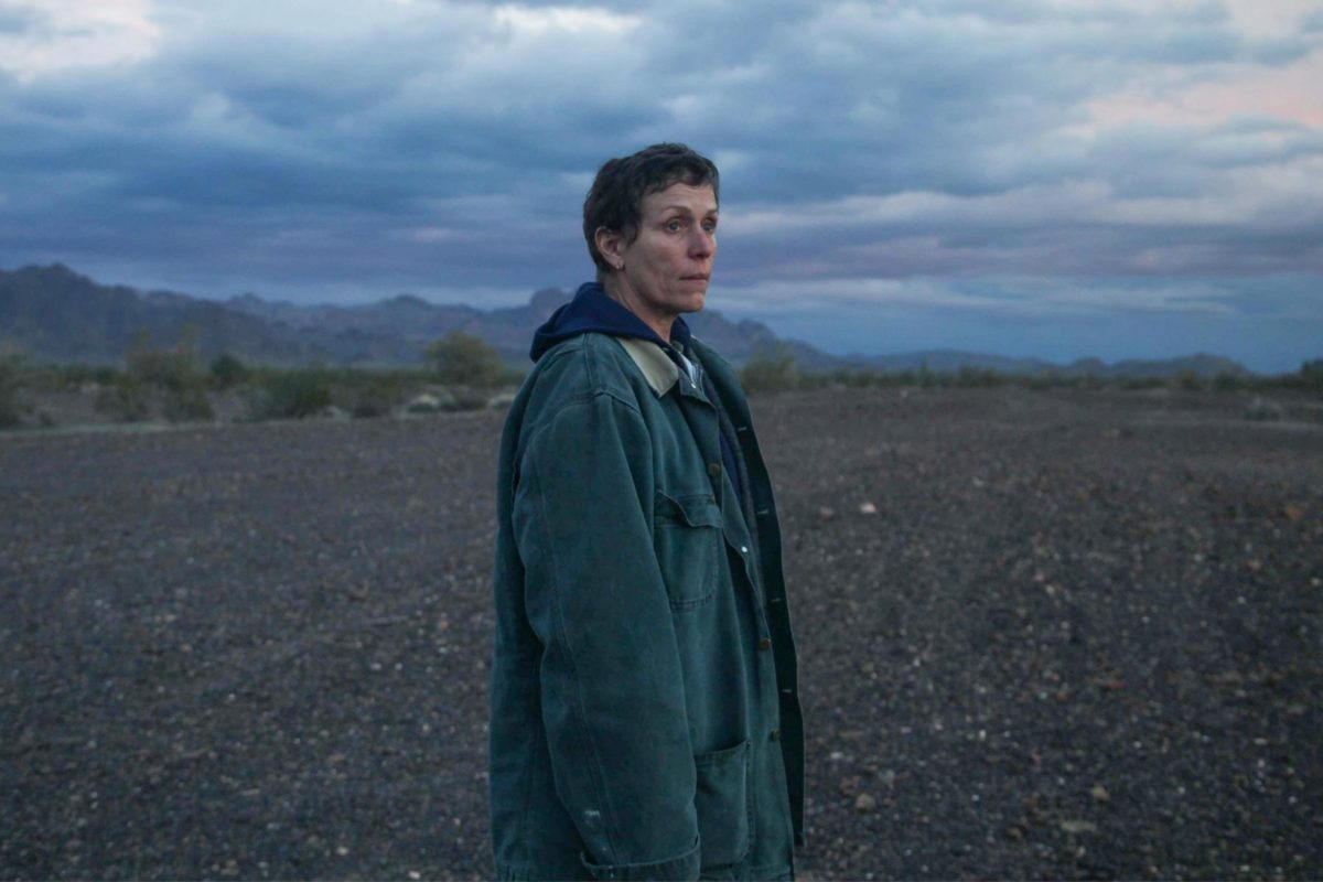 Francesc McDormand a 'Nomadland', de Chloé Zhao